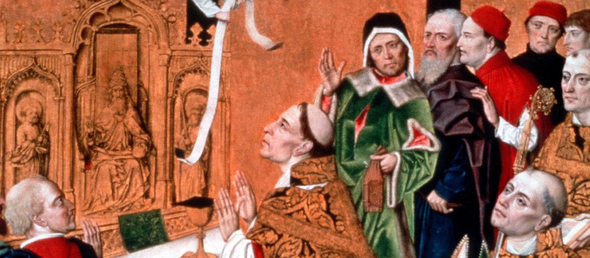 Der heilige Hubertus